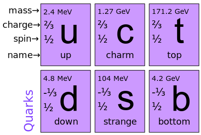 mass of the quarks .png